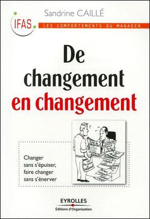 De changement en changement de Sandrine Caillé consultant Uside