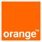 Orange Client Uside